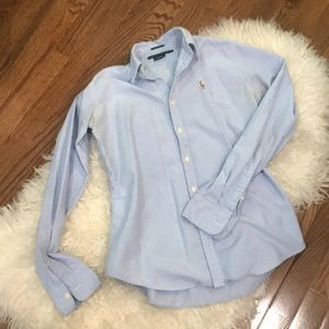 Tops - Ralph Lauren button down